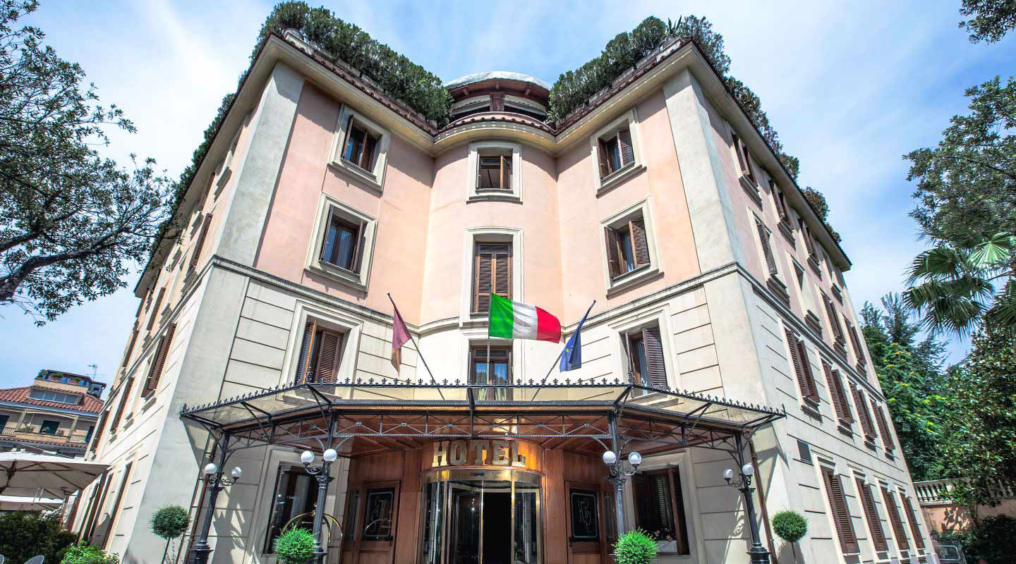Grand Hotel Gianicolo a Roma